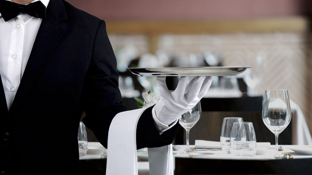Saying Waiter is to say Host